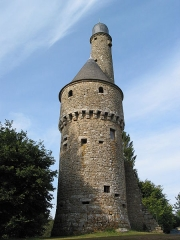 Ancien château de Bonvouloir - This building is indexed in the Base Mérimée, a database of architectural heritage maintained by the French Ministry of Culture,under the reference PA00110830 .