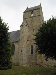 Eglise Notre-Dame - This building is indexed in the Base Mérimée, a database of architectural heritage maintained by the French Ministry of Culture,under the reference PA00110842 .