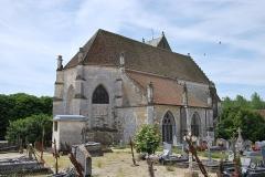 Eglise Saint-Germain-de-Loisé - This building is classé au titre des monuments historiques de la France. It is indexed in the base Mérimée, a database of architectural heritage maintained by the French Ministry of Culture,under the reference PA00110861 .