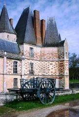 Château d'O -  Château d'Ô, Mortrée, Orne, Normandie, France.