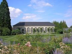 Château d'O -  Mortrée (Normandie, France). L'orangerie du château d'Ô.