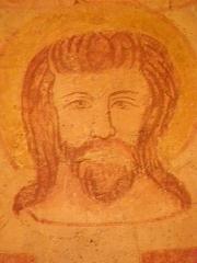 Eglise - Peintures murales de l'église de Saint-Céneri-le-Gérei (61).