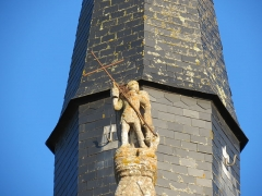 Eglise Saint-Aignan - This image was uploaded as part of Wiki Loves Monuments 2012.