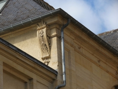 Hôtel de Castilly - This image was uploaded as part of Wiki Loves Monuments 2012.