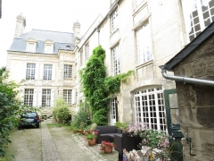 Hôtel Morel de la Carbonnière - This image was uploaded as part of Wiki Loves Monuments 2012.