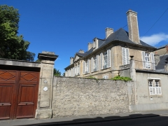 Hôtel de Royville - This image was uploaded as part of Wiki Loves Monuments 2012.