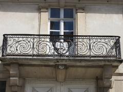 Maison -  76 rue des Bouchers, Bayeux, Normandie.