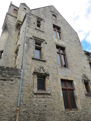 Maison dite du Gouverneur - This image was uploaded as part of Wiki Loves Monuments 2012.