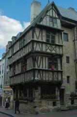 Maison - English: Bayeux Street Scene