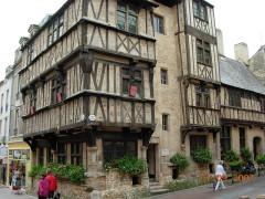 Maison -  Old norman building, Bayeux centre ville