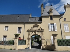 Manoir de la Caillerie - This image was uploaded as part of Wiki Loves Monuments 2012.