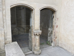 Ancien séminaire - This image was uploaded as part of Wiki Loves Monuments 2012.