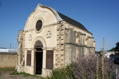 Chapelle Sainte-Paix - This building is indexed in the Base Mérimée, a database of architectural heritage maintained by the French Ministry of Culture, under the reference PA00111125 .