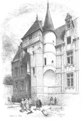 Ancien hôtel Duquesnoy-du-Thon - French painter and archaeologist