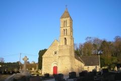 Eglise Notre-Dame - Français:   Commes (Normandie, France). L\'église Notre-Dame.