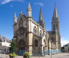 Basilique - Basilique Notre-Dame de la Délivrande, Douvres-la-Délivrande (France)