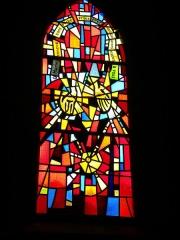 Basilique - Basilique Notre-Dame de la Délivrande, vitraux 11