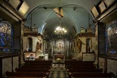 Chapelle Notre-Dame-de-Grâce - English: Notre-Dame-de-Grâce chapel in Équemauville, Normandy, France.