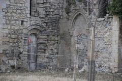 Ancienne église d'Engranville - Français:   Église Saint-Pierre d\'Engranville