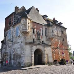 Bâtiment dit la Lieutenance - Honfleur (Calvados, 14) :Lieutenance