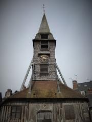 Eglise Sainte-Catherine - clocher, Église Sainte-Catherine, Honfleur