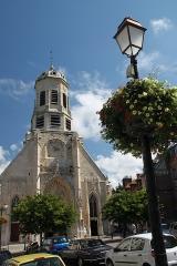 Eglise Saint-Léonard - Français:   Église Saint-Léonard