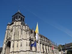 Eglise Saint-Jacques - Français:   Église Saint-Jacques de Lisieux (14).