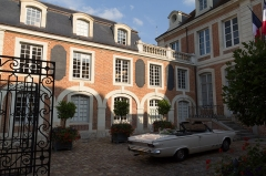Hôtel de ville - This image was uploaded as part of Wiki Loves Monuments 2011.