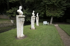 Château de Canon - Français:   Sculptures dans le parc, Château de Canon, Mézidon-Canon, Calvados, 2017