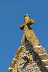 Eglise - This image was uploaded as part of Wiki Loves Monuments 2011.