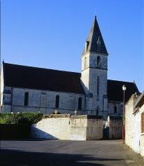 Eglise -  Church of Saint André-sur-Orne