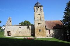 Ancien prieuré - Français:   PA00111658 prieuré de St Arnoult