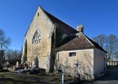 Chapelle du Mont-Joly - Français:   Soumont-Saint-Quentin (14)