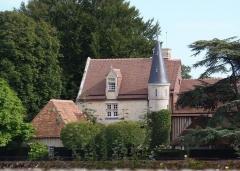 Manoir de Méautry - Français:   Touques (Normandie, France). Le manoir de Méautry.