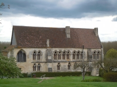 Ancienne abbaye - Français:   Abbaye Saint-Martin de Troarn