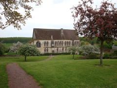 Ancienne abbaye - Français:   Abbaye Saint-Martin
