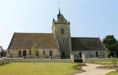 Eglise - Français:   Église Notre-Dame d\'Urville (Calvados)
