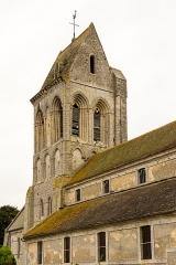 Eglise - Français:  Église Saint-Laurent de Villiers-le-Sec (France).