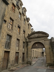 Ancien Hôtel-Dieu - This image was uploaded as part of Wiki Loves Monuments 2012.