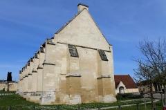Ancien manoir de l'abbaye du Mont-Saint-Michel, dit Ferme de la Baronnerie - Français:   Manoir du Domaine de la Baronnie à Bretteville-sur-Odon (Calvados)