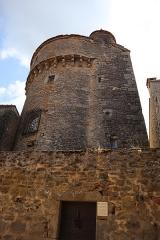 Tour de la Motte-Forte - Français:   Tour de la Motte-Forte à Arnay-le-Duc (21).