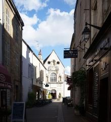 Couvent des Carmélites - Français:   L\'ancien Carmel place Ziem  Beaune Côte-d\'Or Bourgogne-Franche-Comté