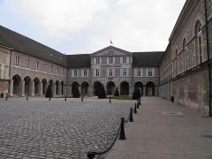 Couvent des Ursulines - Français:   Hôtel de ville de Beaune (Côte-d\'Or, France).
