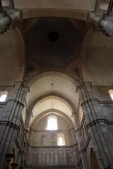 Eglise Notre-Dame et son presbytère - Intérieur de la basilique Notre-Dame de Beaune (21).