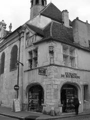 Maison - Français:   Maison, 1, rue Rousseau-Deslandes à Beaune (Côte-d\'Or, France)