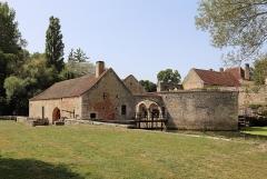 Domaine des anciennes forges - Nederlands: Buffon (departement Côte-d'Or, Frankrijk): de Forges de Buffon, ook genaamd La Grande Forge (de Grote Smederij)