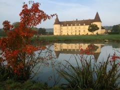 Château - This building is indexed in the Base Mérimée, a database of architectural heritage maintained by the French Ministry of Culture,under the reference PA00112172 .