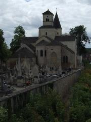 Eglise Saint-Vorles - Français:   Église Saint-Vorles, Châtillon-sur-Seine, Côte-d\'Or, Bourgogne, FRANCE