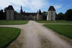 Château de Commarin - Château de Commarin, Commarin, Côte-d'Or, Bourgogne, France