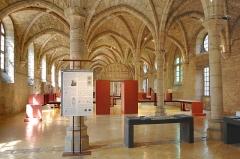 Ancienne abbaye Saint-Bénigne - Français:   Abbaye Saint-Bénigne (Classé Inscrit)
